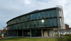 Brouwerij Inbev Leuven (5) aluminium ramen deuren glasgevels corswarem tongeren schueco shuco