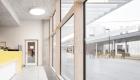Campus Hast Viso Hasselt Corswarem aluminium ramen deuren schuco tongeren buitenschrijnwerk gevel a2o architecten scholen van morgen (11)