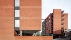 Campus Hast Viso Hasselt Corswarem aluminium ramen deuren schuco tongeren buitenschrijnwerk gevel a2o architecten scholen van morgen (12)