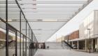 Campus Hast Viso Hasselt Corswarem aluminium ramen deuren schuco tongeren buitenschrijnwerk gevel a2o architecten scholen van morgen (13)