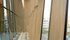 L'Emulation - Theatre de Liege Luik glasgevel aluminium ramen deuren corswarem tongeren schueco shuco