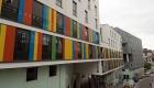 Leopoldvillage Brussel (1) aluminium ramen deuren glasgevels corswarem tongeren schueco shuco