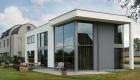 Londerzeel - Schellen Architecten aluminium ramen deuren corswarem tongeren schueco