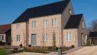 Molenbeek-Wersbeek architect Fons Vanhoudt woning aluminium ramen deuren corswarem group alu design tongeren schueco
