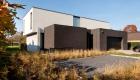 Paal - Ecoarchitecten woning aluminium ramen deuren corswarem group alu design tongeren schueco (1)