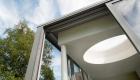 Tuinkamer Kiewit Fons Vanhoudt woning aluminium ramen deuren corswarem group alu design tongeren schueco(3)