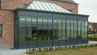 Veranda Kortessem woning aluminium ramen deuren corswarem group alu design tongeren schueco (3)