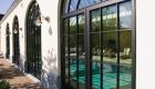 Veranda Poolhouse Tongeren  aluminium corswarem group alu design tongeren schueco (3)