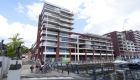 Waterside Leuven (3) aluminium ramen deuren glasgevels corswarem tongeren schueco shuco