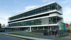 Bayer Diegem glasgevel aluminium ramen deuren corswarem tongeren schueco shuco