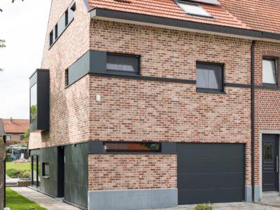 aluminium buitenschrijnwerk Corswarem Tongeren ramen deuren gevels zonnepanelen Schuco