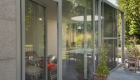 Tuinkamer Kiewit Fons Vanhoudt woning aluminium ramen deuren corswarem group alu design tongeren schueco(6)