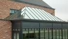 Veranda Kortessem woning aluminium ramen deuren corswarem group alu design tongeren schueco (2)