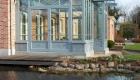Veranda Sint-Truiden woning aluminium ramen deuren corswarem group alu design tongeren schueco (3)
