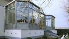Veranda ijssalon Sint-Truiden woning aluminium ramen deuren corswarem group alu design tongeren schueco (6)