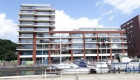 Waterside Leuven (2) aluminium ramen deuren glasgevels corswarem tongeren schueco shuco