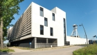Wetenschapspark Waterschei project glass facades glasgevel aluminium corswarem group tongeren schueco (2)