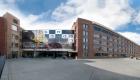 Zuidpoort Mechelen (1) aluminium ramen deuren glasgevels corswarem tongeren schueco shuco