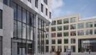 UZ Leuven glasgevel aluminium ramen deuren corswarem tongeren schueco shuco