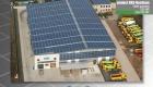 SBS Oostham zonne-installaties zonnepanelen projecten Corswarem Green Energy Tongeren